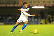 Kgosi Nthle during the EFL Sky Bet League 1 match between Southend United and Rochdale at Roots Hall, Southend, England on 22 December 2018.