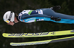 Stephan Hocke (GER) at Qualification's 1st day of 32nd World Cup Competition of FIS World Cup Ski Jumping Final in Planica, Slovenia, on March 19, 2009. (Photo by Vid Ponikvar / Sportida)