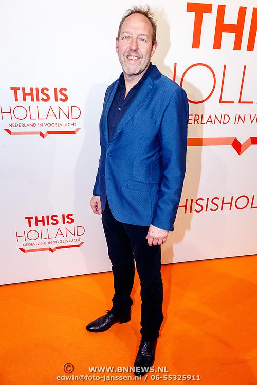 NLD/Amsterdam/20180201 - Presentatie This is Holland, Harry Piekema