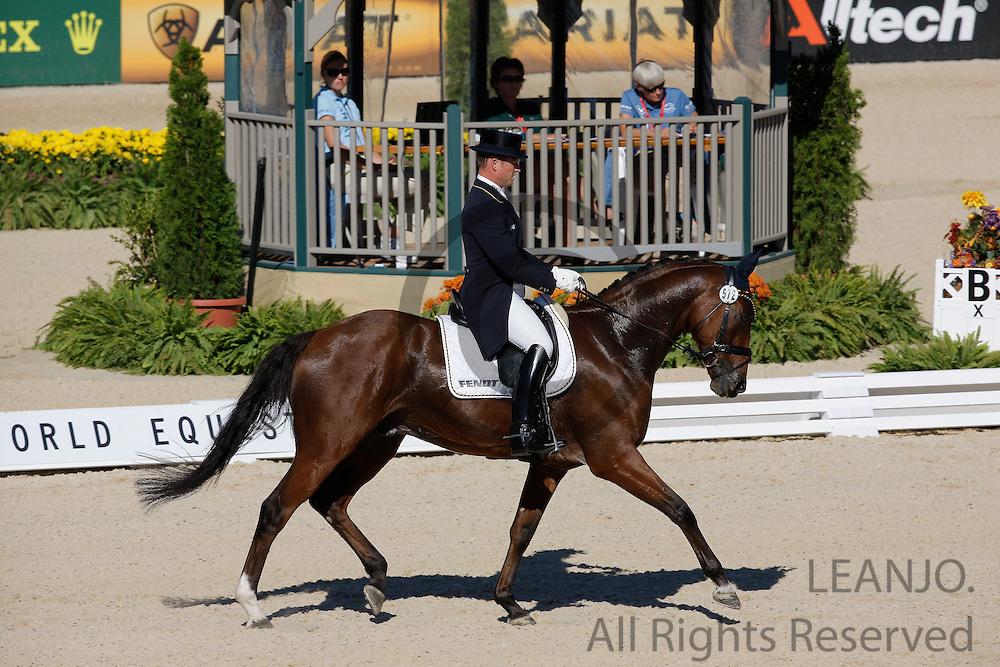 Michael Jung - La Biosthetique Sam FBW<br /> Alltech FEI World Equestrian Games <br /> Lexington - Kentucky 2010<br /> © DigiShots