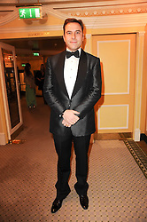 DAVID WALLIAMS at the Fantasy Ball in aid if children's cancer charity CLIC Sargent held at The Dorchester, Park Lane, London on 11th November 2010.