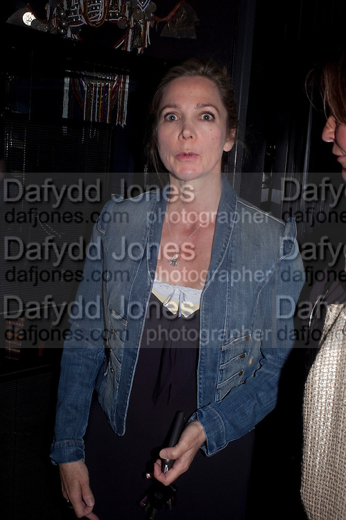 LADY LIZA CAMPBELL, Book party for Janine di Giovanni's Ghosts by Daylight. Blake's Hotel. South Kensington. London. 12 July 2011. <br /> <br />  , -DO NOT ARCHIVE-© Copyright Photograph by Dafydd Jones. 248 Clapham Rd. London SW9 0PZ. Tel 0207 820 0771. www.dafjones.com.