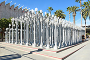 Urban Light Art Installation LACMA