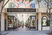 Burlington Arcade at Shops on Lake Ave Pasadena