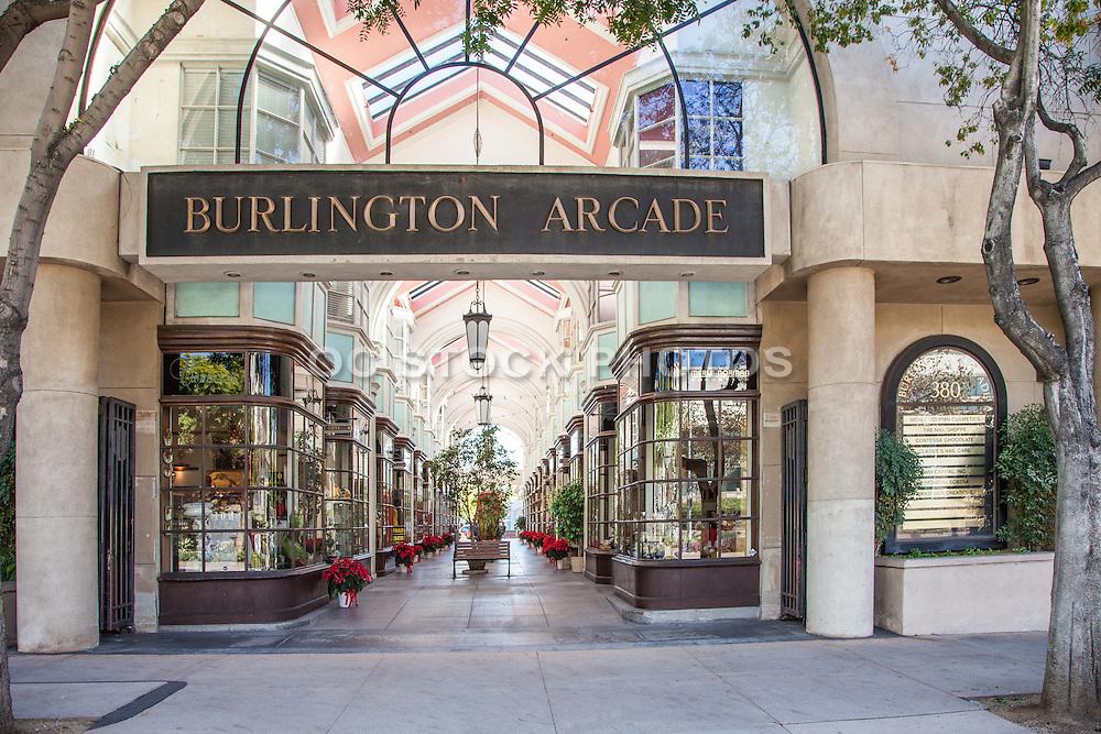 Burlington Arcade at Shops on Lake Ave Pasadena