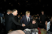 DAVID FURNISH; SIR ELTON JOHN; BEN DREW; ( PLAN B ) GEOGIE ATHERTON, Grey Goose Winter Ball to Benefit the Elton John AIDS Foundation. Battersea park. London. 29 October 2011. <br /> <br />  , -DO NOT ARCHIVE-© Copyright Photograph by Dafydd Jones. 248 Clapham Rd. London SW9 0PZ. Tel 0207 820 0771. www.dafjones.com.