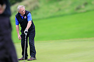 Eamon Grimes (Limerick) during the final round of the All Ireland Four Ball Inter club Final, Roe Park resort, Limavady, Derry, Northern Ireland. 15/09/2019.<br /> Picture Fran Caffrey / Golffile.ie<br /> <br /> All photo usage must carry mandatory copyright credit (© Golffile | Fran Caffrey)