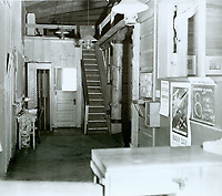 1943 Foyer at the Hollywood Canteen