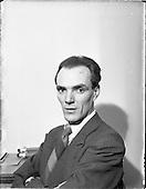 1953 - Mr. Considine, artist