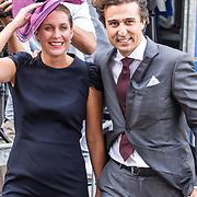 NLD/Den Haag/20180918 - Prinsjesdag 2018, Jesse Klaver en partner Jolein