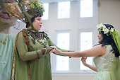 Persephone and Demeter Earth Day Play