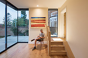 East Oxford Residence, Space Program Architects