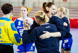 Alja Koren of Slovenia during handball game between Women National Teams of Slovenia and Switzerland in 2014 Women's European Championship Qualification, on March 30, 2014 in Arena Kodeljevo, Ljubljana, Slovenia. Photo by Vid Ponikvar / Sportida