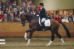 672-Trento B<br /> KWPN Paardendagen Ermelo 2004<br /> Photo © Hippo Foto