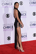 SHAY MITCHELL  at  the People's Choice Awards 2016 held at the ©Exclusivepix Media