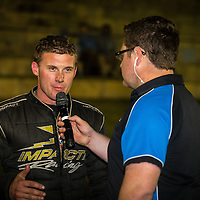 Shane Weston (3301) - Weston Racing - Top Alcohol Dragster.