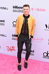 Singer  Shawn Hook at 2017 Billboard Music Awards held at T-Mobile Arena on May 21, 2017 in Las Vegas, NV, USA (Photo by Jason Ogulnik) *** Please Use Credit from Credit Field ***