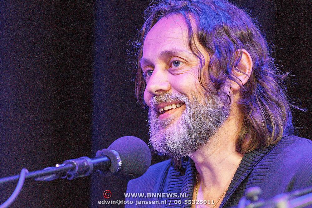 NLD/Amsterdam/20150518 - Uitreiking Storytel Luisterboek Award , Hugo Borst