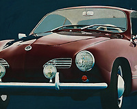 Volkswagen Karmann Ghia<br />