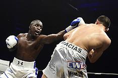 Souleymane Cissokho vs Jose De Jesus - 07 April 2018