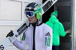 Anze Lanisek during ski jumping training in Nordic Center Planica before Four Hills Tournament, on December 21, 2016 in Nordic, Center Planica, Planica, Slovenia. Photo by Matic Klansek Velej / Sportida