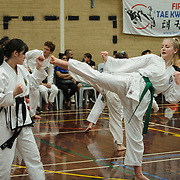 #3 First Tae Kwon Do March 2021