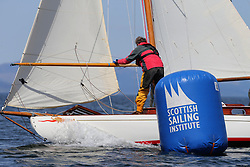 The Clyde Cruising Club's Scottish Series held on Loch Fyne by Tarbert. Day 2 racing in a perfect southerly..2143C, Mignon,  Bob Fisher, Barry Dunning, CCC, Fife Day Boat 1898
