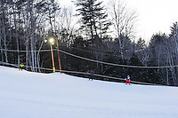 Abenaki Ski Area in Wolfeboro, New Hampshire.   Karen Bobotas for the Laconia Daily Sun