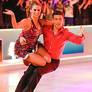 NLD/Hilversum/20130105 - 2de Liveshow Sterren Dansen op het IJs 2013,