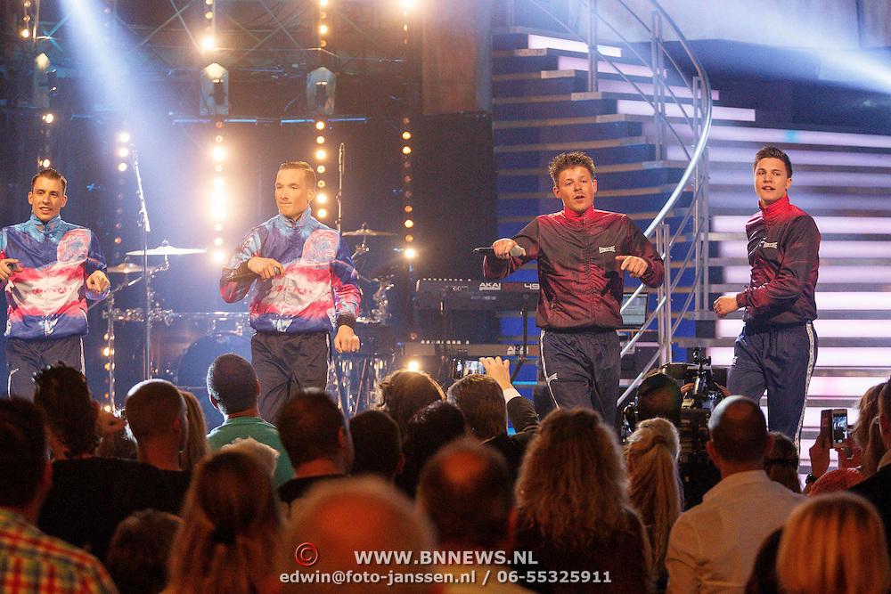 NLD/Aalsmeer/20150509 - Opname Nederland Muziekland,