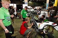 MOTORSPORT - DAKAR ARGENTINA CHILE 2011 - VERIFICATIONS / SCRUTINEERING : BUENOS AIRES (ARG) - 29 TO 31/12/10 - PHOTO : FRANCOIS FLAMAND / DPPI - <br /> ULLEVALSETER PÅL ANDERS (NOR) - KTM / TEAM SCANDINAVIA - AMBIANCE PORTRAIT