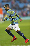 8 İlkay Gündoğan for Manchester City during the The FA Cup 3rd round match between Manchester City and Rotherham United at the Etihad Stadium, Manchester, England on 6 January 2019.