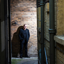 London. Author Peter James  in London ahead of the release of his new novel