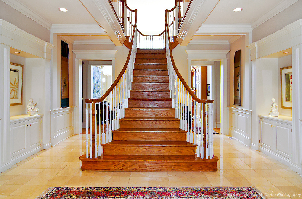 Grand Staircase - Essex, CT