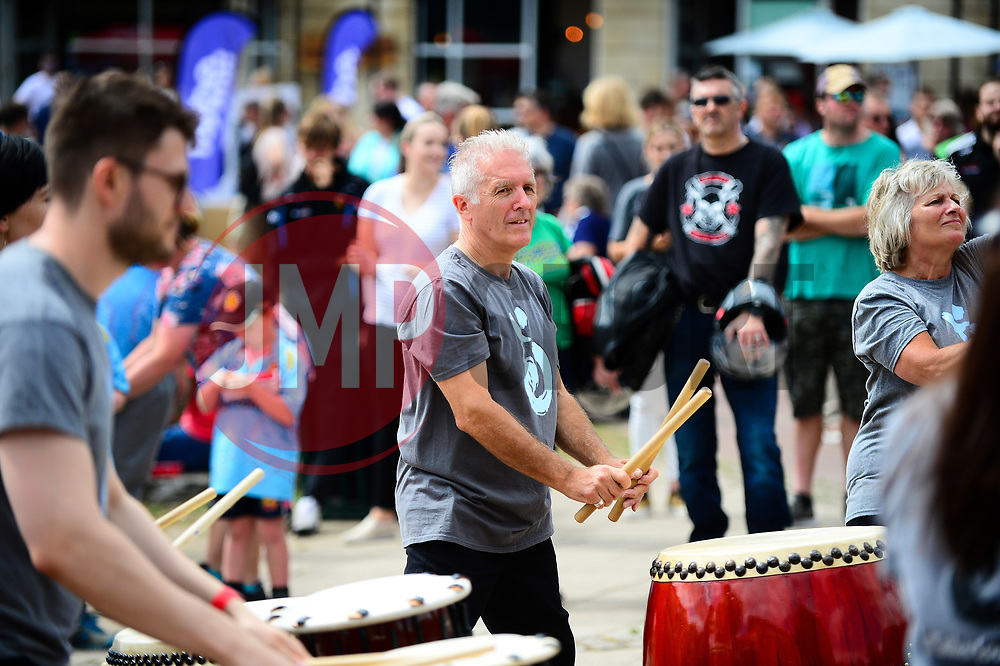 Exeter Chief kit launch at the Quay, Exeter - Dougie Allward/JMP - 20/07/2019 - SPORT