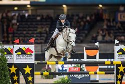 Van Gorp Marthe, BEL, Goliath van de Groenweg<br /> Stuttgart - German Masters 2018<br /> © Hippo Foto - Stefan Lafrentz
