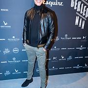 NLD/Amsterdam/20171114 - Esquire's Best Dressed Man 2017, Ferry Doedens