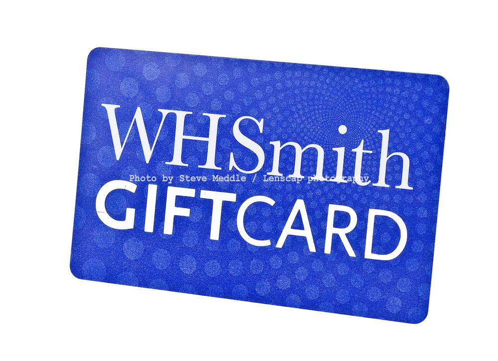 WhSmith Gift Voucher - Feb 2013.
