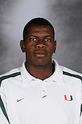 2008 Miami Hurricanes Athletic Staff Head Shots