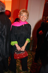 CAROL THATCHER at the Costa Book Awards 2006 held at The Grosvenor House Hotel, Park Lane, London W1 on 7th February 2007.<br /><br />NON EXCLUSIVE - WORLD RIGHTS