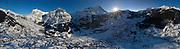 360° Luftpanorama Grindelwald Winter