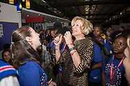 21st International AIDS Conference (AIDS 2016), Durban, South Africa.<br /> <br /> Photo shows Dr Deborah Birx, ambassador-at-large and US global Aids coordinator and now part of the US coronavirus task force.<br /> <br /> Photo©International AIDS Society/Steve Forrest/Workers' Photos