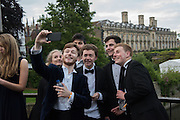 Cambridge College May Balls. Cambridge, England. 14 June 2016