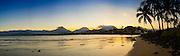 Kailua, Beach, Sunset, Oahu, Hawaii