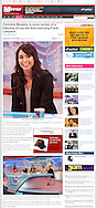 Christine Bleakley / Loose Women / The Mirror / 4th January 2012.