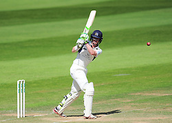 Nick Gubbins of Middlesex in action.  - Mandatory by-line: Alex Davidson/JMP - 13/07/2016 - CRICKET - Cooper Associates County Ground - Taunton, United Kingdom - Somerset v Middlesex - Day 4 - Specsavers County Championship Division One