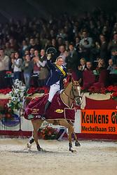 Demeersman Dirk - Tymoon Caloo Meerchen<br /> CSI-W Mechelen 2006<br /> Photo © Dirk Caremans - Hippo Foto