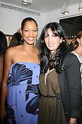 Garcelle  Beauvais Nilon, and Chloe store mananger Sherrie Hendizadeh