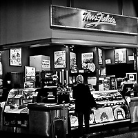 Mrs. Fields Chicago<br />editted, converted to B&W 2/6/15
