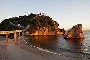 Good Journey Island, Ihla de Boa Viagem, Niteroi, Rio de Janeiro state, Brazil.